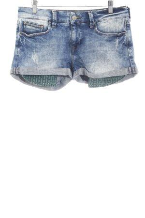 Mavi Jeans Co. Jeansshorts Farbverlauf Beach-Look
