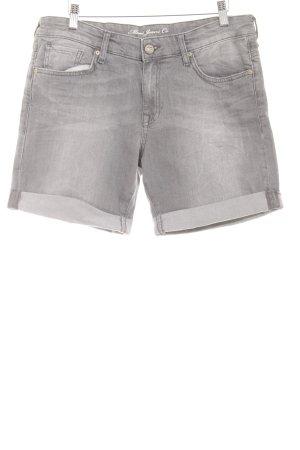 Mavi Jeans Co. Jeansshorts grau Casual-Look