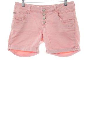 Mavi Jeans Co. Jeansshorts rosa Casual-Look