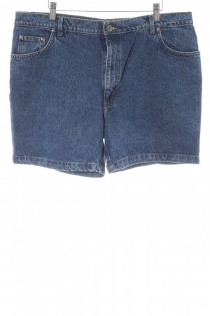 Mavi Jeans Co. Jeansshorts stahlblau Casual-Look
