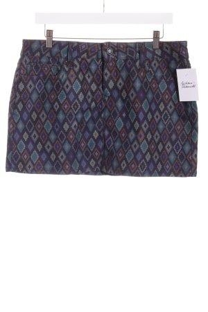 Mavi Jeans Co. Minirock Ethnomuster Gypsy-Look