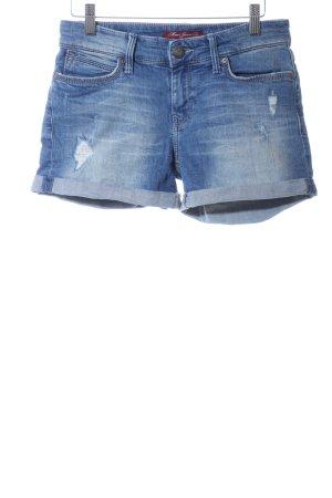 Mavi Jeans Co. Shorts blau Casual-Look