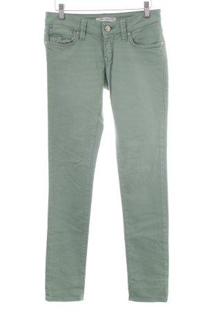 Mavi Jeans Co. Skinny jeans groen-khaki casual uitstraling