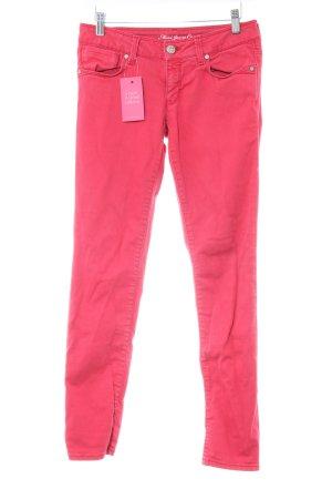 Mavi Jeans Co. Skinny Jeans pink Casual-Look