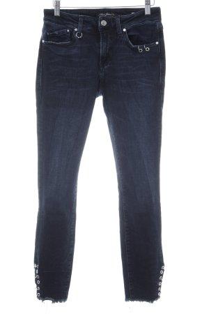 "Mavi Jeans Co. Skinny Jeans ""Adriana Ankle"" dunkelblau"