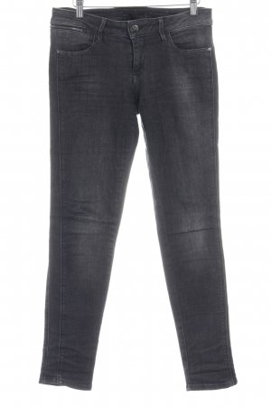 Mavi Jeans Co. Skinny Jeans anthrazit Casual-Look