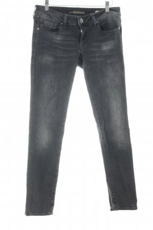 Mavi Jeans Co. Skinny Jeans anthrazit Washed-Optik