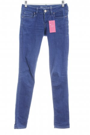 Mavi Jeans Co. Skinny Jeans blau Casual-Look