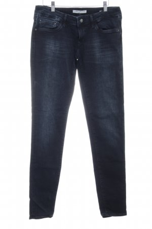 Mavi Jeans Co. Jeans skinny blu scuro stile casual