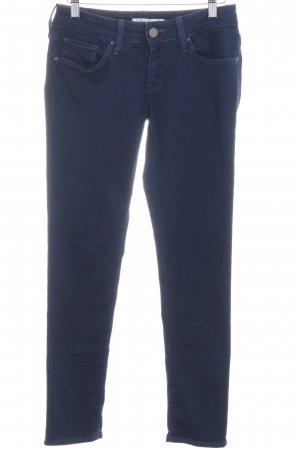 Mavi Jeans Co. Skinny jeans donkerblauw casual uitstraling