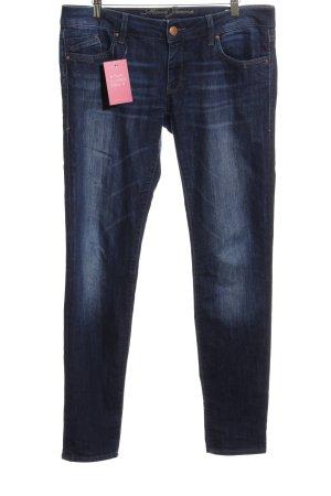 Mavi Jeans Co. Skinny Jeans dunkelblau College-Look