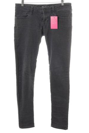 Mavi Jeans Co. Skinny Jeans dunkelgrau-anthrazit schlichter Stil