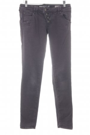 Mavi Jeans Co. Skinny Jeans grau Casual-Look