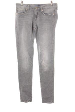 Mavi Jeans Co. Jeans skinny grigio stile casual