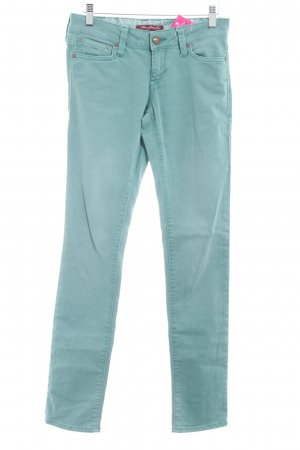 Mavi Jeans Co. Skinny Jeans hellgrün Casual-Look