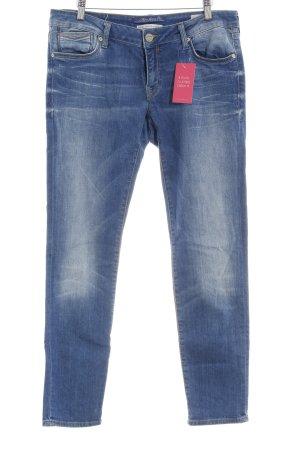 Mavi Jeans Co. Skinny Jeans kornblumenblau Casual-Look