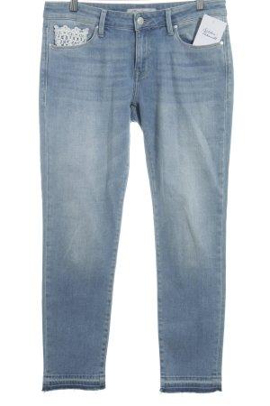 Mavi Jeans Co. Skinny Jeans kornblumenblau Jeans-Optik