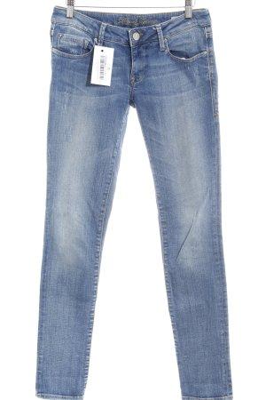 "Mavi Jeans Co. Skinny Jeans ""Lindy"" blau"