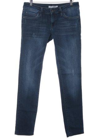 "Mavi Jeans Co. Skinny Jeans ""LINDY"" stahlblau"