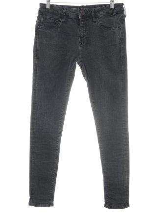 "Mavi Jeans Co. Skinny Jeans ""Mavi Gold Kristy"" dunkelgrau"