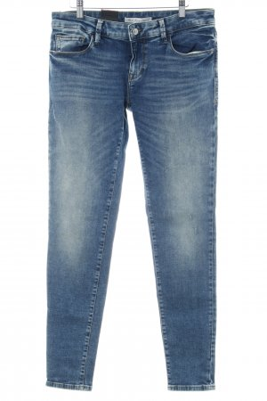 Mavi Jeans Co. Skinny Jeans mehrfarbig Used-Optik