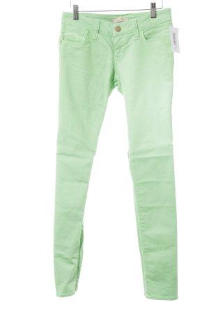 Mavi Jeans Co. Skinny Jeans neongrün Casual-Look