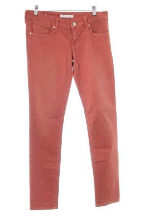Mavi Jeans Co. Skinny Jeans rostrot Casual-Look