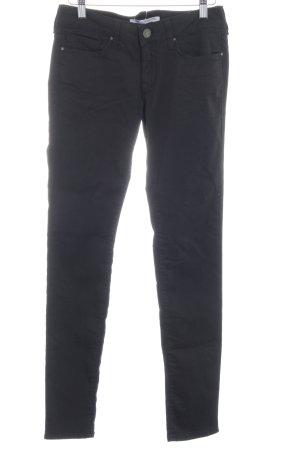 Mavi Jeans Co. Vaquero skinny negro look casual