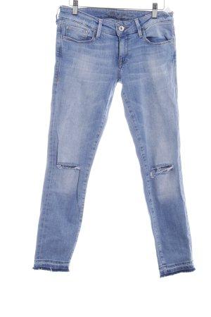"""Mavi Jeans Co. Skinny Jeans """"Serena Ankle"""" kornblumenblau"""