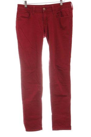 """Mavi Jeans Co. Skinny Jeans """"Serena"""" dunkelrot"""