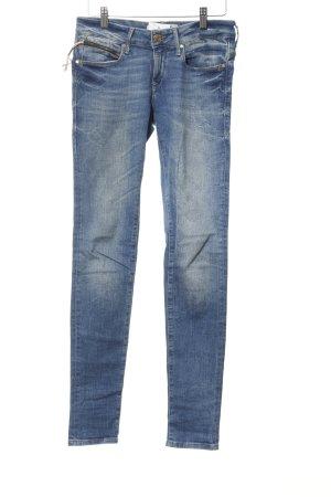 Mavi Jeans Co. Skinny Jeans stahlblau Casual-Look