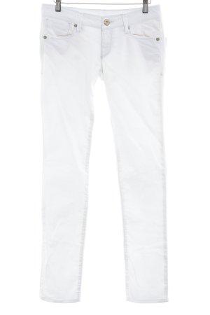 Mavi Jeans Co. Skinny Jeans weiß Casual-Look