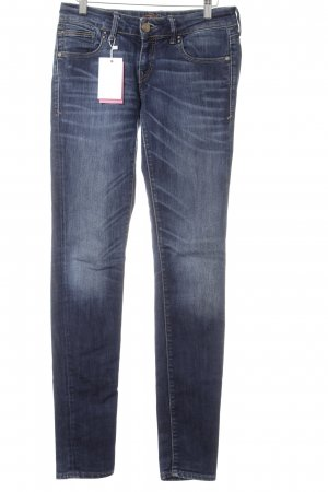 Mavi Jeans Co. Slim Jeans dunkelblau Casual-Look