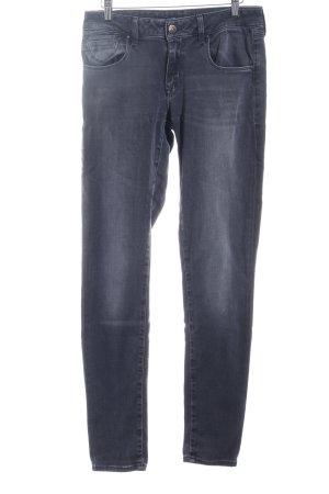 Mavi Jeans Co. Slim Jeans dunkelgrau Casual-Look