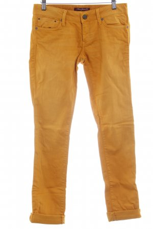 Mavi Jeans Co. Slim Jeans hellorange Casual-Look