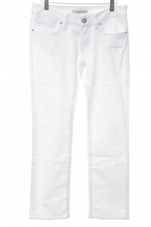 Mavi Jeans Co. Straight-Leg Jeans weiß Casual-Look