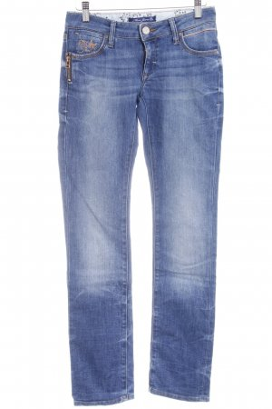 Mavi Jeans Co. Straight-Leg Jeans blau-apricot Casual-Look