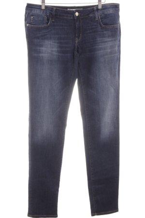 Mavi Jeans Co. Jeans a gamba dritta blu scuro stile casual