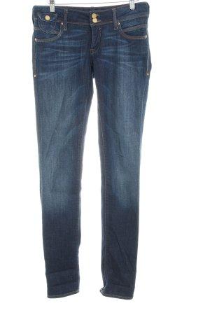 Mavi Jeans Co. Straight-Leg Jeans dunkelblau Casual-Look