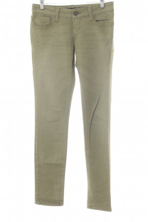 Mavi Jeans Co. Straight-Leg Jeans grasgrün Casual-Look