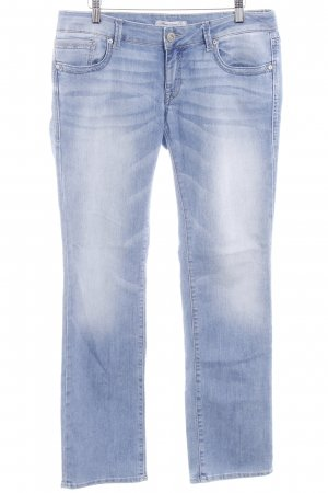 Mavi Jeans Co. Straight-Leg Jeans himmelblau Casual-Look