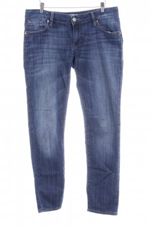 "Mavi Jeans Co. Straight-Leg Jeans ""Lindy"" blau"
