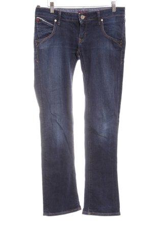 "Mavi Jeans Co. Straight-Leg Jeans ""Olivia"" blau"
