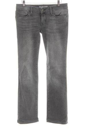 "Mavi Jeans Co. Straight-Leg Jeans ""OLIVIA"" grau"