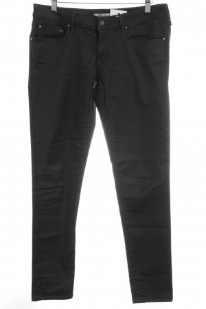 Mavi Jeans Co. Stretch Jeans anthrazit Casual-Look