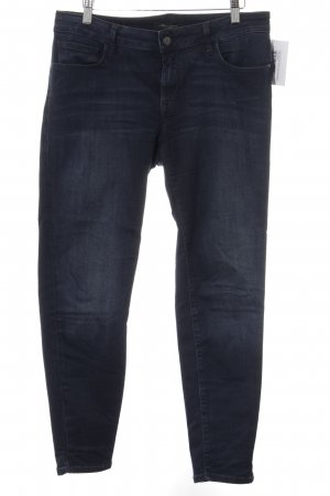 Mavi Jeans Co. Stretch Jeans dunkelblau Casual-Look