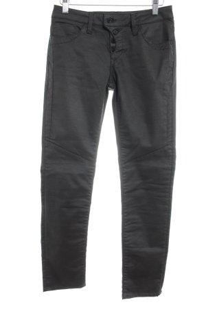 Mavi Jeans Co. Stretch Jeans dunkelbraun Casual-Look