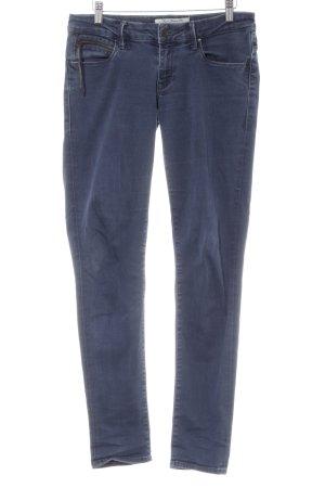 Mavi Jeans Co. Stretchhose dunkelblau Casual-Look
