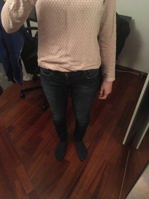 Mavi Jeans Co. Trousers dark blue-blue