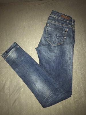 Mavi Jeans dunkelblau in Größe 25/30